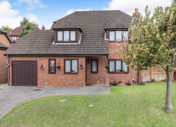 Thumbnail 4 bed detached house for sale in Edrich Road, Broadfield, Crawley