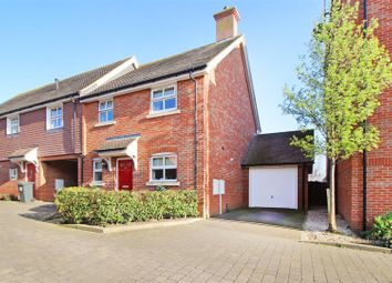Thumbnail 3 bed link-detached house for sale in Cheney Road, Minster, Ramsgate