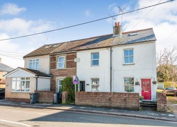 Thumbnail 2 bed terraced house for sale in Frimley Road, Aldershot