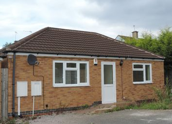 Thumbnail 2 bedroom bungalow to rent in Stockland Road, Leicester