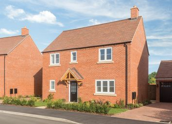 Thumbnail 3 bed detached house for sale in Hayfield Meadow, Hallow, Worcester