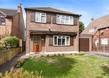 Thumbnail 3 bed detached house for sale in Ashford Road, Staines-Upon-Thames, Surrey