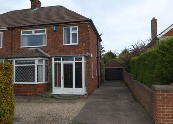 Thumbnail 3 bed semi-detached house for sale in Barton Street, Laceby, Grimsby