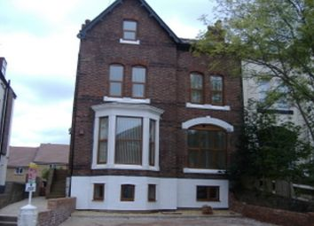 Thumbnail 2 bed flat to rent in Kingsland Road, Tranmere, Birkenhead