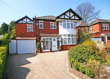 Thumbnail 4 bedroom detached house for sale in Marlowe Drive, Didsbury, Manchester