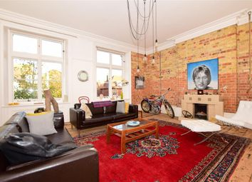 Thumbnail 4 bed flat for sale in Grimston Avenue, Folkestone, Kent