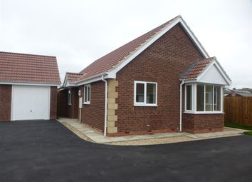 Thumbnail 3 bed detached bungalow for sale in Cullen Close, Billinghay, Lincoln