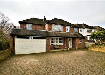 Thumbnail 5 bed detached house for sale in Reddings Close, London