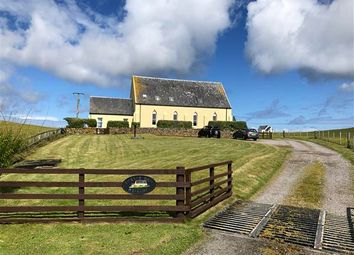 Thumbnail Hotel/guest house for sale in Isle Of Tiree, Argyll And Bute