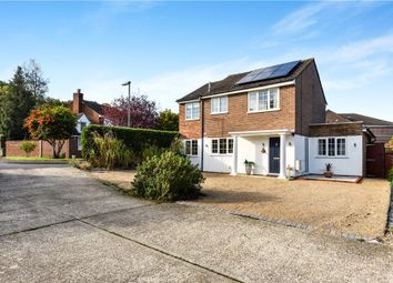 Thumbnail 5 bedroom detached house for sale in Kilmartin Gardens, Frimley, Camberley, Surrey
