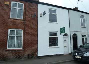 Thumbnail 2 bed terraced house to rent in Napier Street, Hazel Grove, Stockport