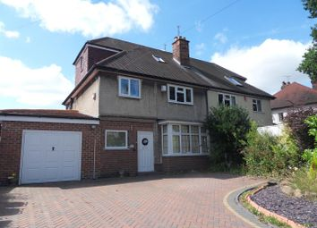 Thumbnail 4 bed detached house to rent in Kings Croft, Allestree, Derby
