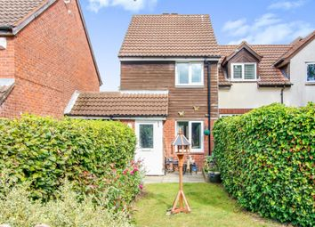 Thumbnail 2 bed end terrace house for sale in Arncliffe Drive, Heelands, Milton Keynes