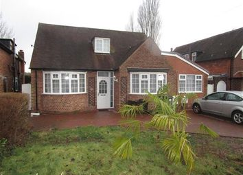 Thumbnail 3 bed detached bungalow to rent in Rosemary Crescent West, Wolverhampton