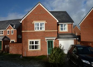 Thumbnail 4 bed detached house for sale in Jack Watt Close, Carlisle