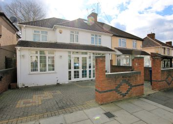 Thumbnail 5 bed semi-detached house for sale in Halsbury Road East, Northolt