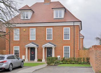 Thumbnail 4 bed semi-detached house for sale in Amberden Avenue, London