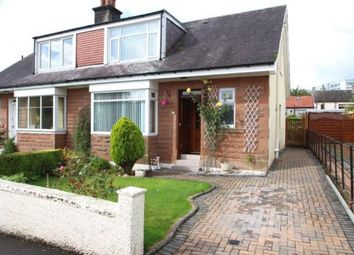 Thumbnail 3 bed semi-detached house for sale in Craigmuschat Road, Gourock, Inverclyde
