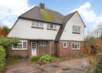 Evelyn Way, Stoke D'abernon, Cobham, Surrey KT11. 3 bed detached house for sale