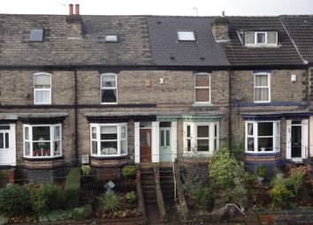 Thumbnail 3 bed terraced house for sale in Middlewood Road, Hillsborough, Sheffield