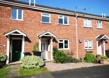 Thumbnail 2 bed terraced house to rent in Hunters Crescent, Romsey