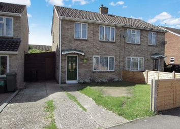 Thumbnail 2 bed semi-detached house for sale in Dunstan Road, Thatcham