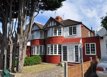 Thumbnail 4 bedroom semi-detached house to rent in Langdale Gardens, Perivale, Greenford
