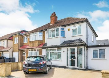 Thumbnail 3 bedroom semi-detached house for sale in Selbourne Avenue, Surbiton