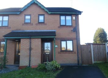 Thumbnail 2 bedroom semi-detached house to rent in Monins Avenue, Tipton