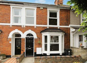 Thumbnail 3 bed terraced house for sale in Avenue Road, Old Town, Swindon