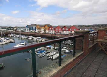 Thumbnail 2 bed flat to rent in The Moorings, Victoria Road, Exmouth