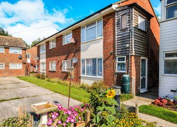 Thumbnail 2 bed flat for sale in New Lydd Road, Camber, Rye