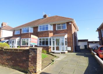 Thumbnail 3 bed semi-detached house to rent in Holm Lane, Prenton