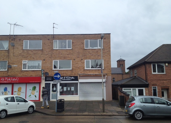 Thumbnail 3 bed flat for sale in Norwich Road, Leicester, Leicestershire