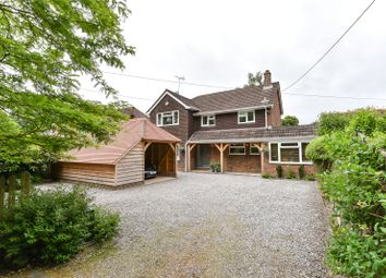Thumbnail 4 bed detached house for sale in The Plantation, Curdridge, Hampshire