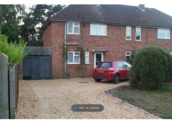 Thumbnail 2 bed semi-detached house to rent in Champion Way, Fleet