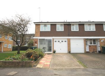 Thumbnail 3 bedroom end terrace house for sale in Waters Drive, Staines-Upon-Thames, Surrey