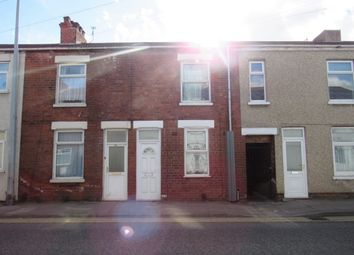Thumbnail 2 bed terraced house to rent in Pasture Street, Grimsby