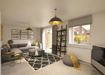 Thumbnail 3 bed end terrace house for sale in Broad Road, Skylark Gardens, Hambrook, Chichester, West Sussex