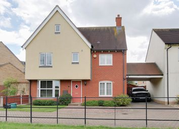 Thumbnail 3 bed detached house for sale in Berechurch Road, Colchester