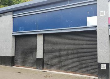 Thumbnail Retail premises to let in Inveresk Street, Glasgow