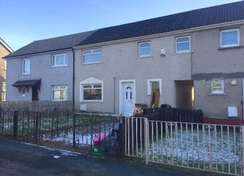 Thumbnail 3 bedroom terraced house to rent in Rochsoles Drive, Airdrie, North Lanarkshire
