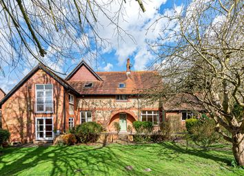 Thumbnail 5 bed detached house for sale in Manleys Hill, Storrington