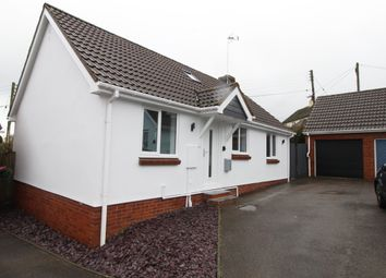 Thumbnail 3 bed detached bungalow for sale in Markers Park, Payhembury, Honiton