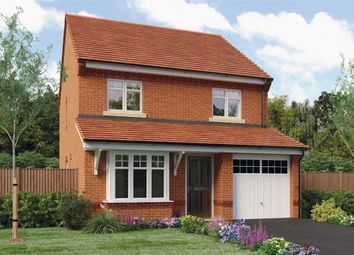 "Thumbnail 4 bedroom detached house for sale in ""Hallam"" at Ruby Lane, Mosborough, Sheffield"