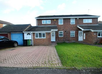 Thumbnail 3 bedroom semi-detached house for sale in Mackay Close, Calcot, Reading, Berkshire