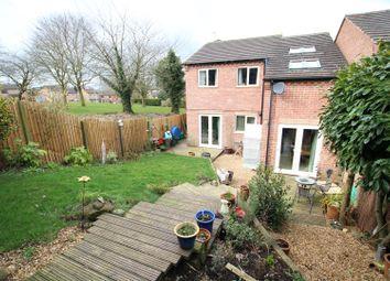 Thumbnail Detached house for sale in Babbington Close, Tutbury, Burton-On-Trent
