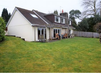 Thumbnail 4 bedroom detached house for sale in High Park Road, Broadstone