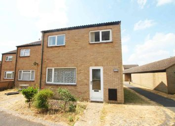 Thumbnail 3 bed end terrace house to rent in West Drive Gardens, Soham