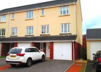 Thumbnail 3 bedroom end terrace house for sale in Moorland Green, Gorseinon, Swansea, City & County Of Swansea.
